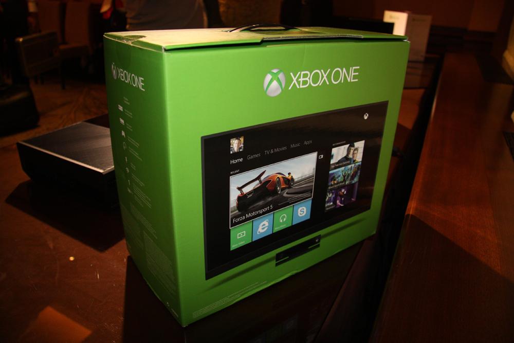 V Tokiu se ukázal Xbox One v plné své kráse 87986