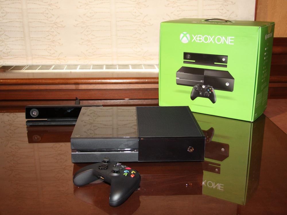 V Tokiu se ukázal Xbox One v plné své kráse 87987