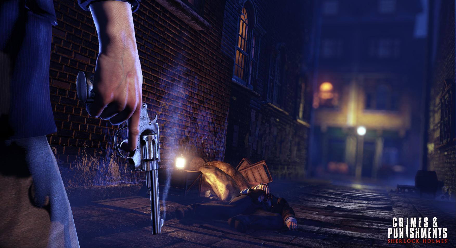 Sherlock Holmes bude pátrat i na PS4 87998