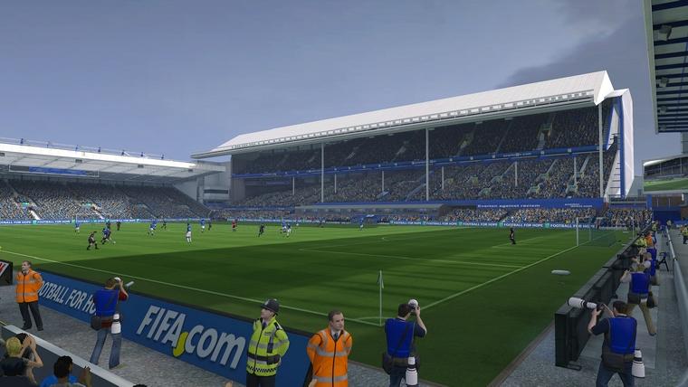 Kompletní přehled stadionů ve FIFA 14 88001