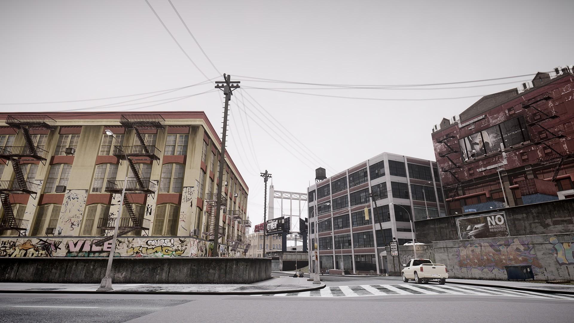 Fantastický pohled na GTA IV v 4K 88027