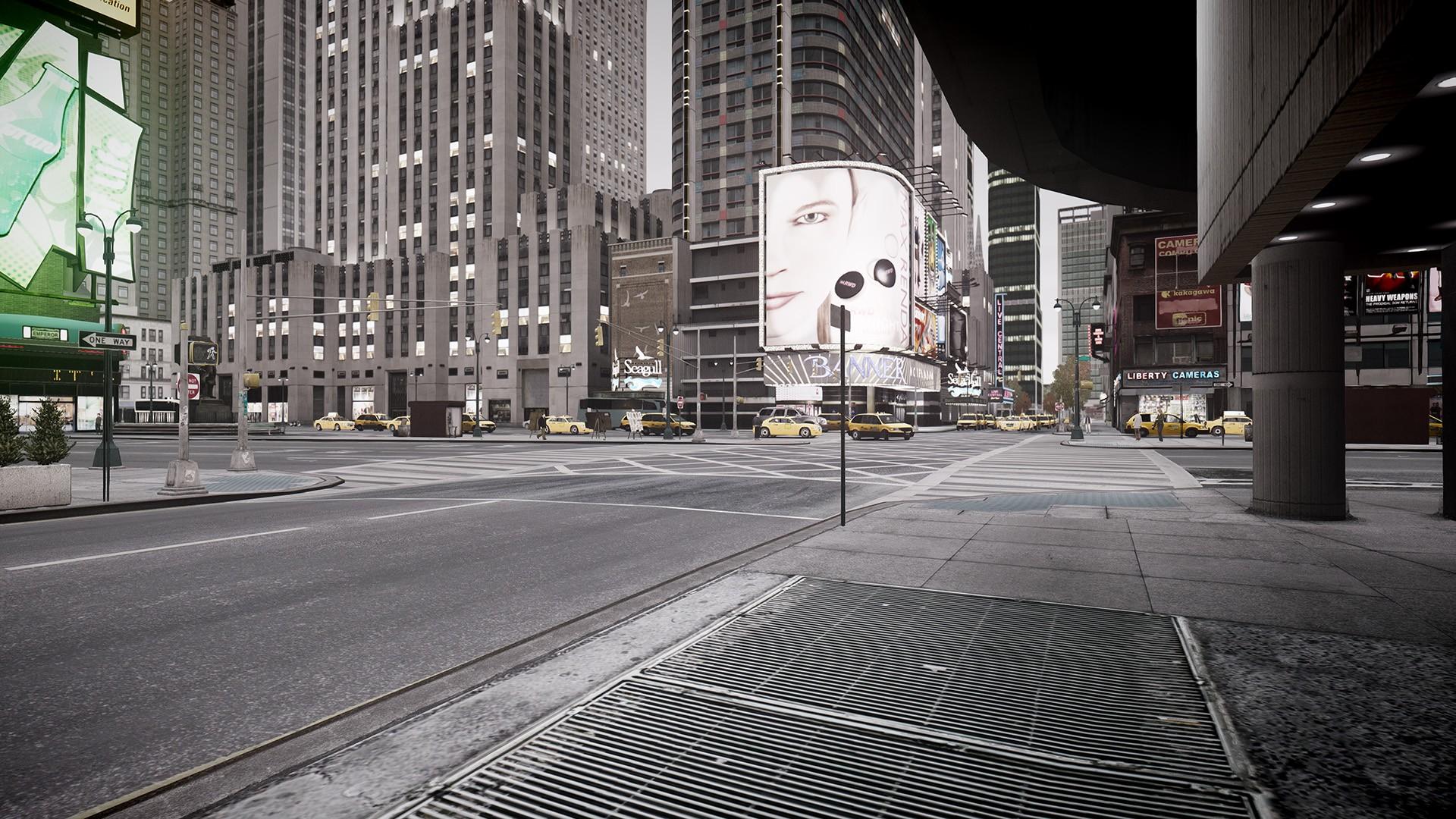 Fantastický pohled na GTA IV v 4K 88031