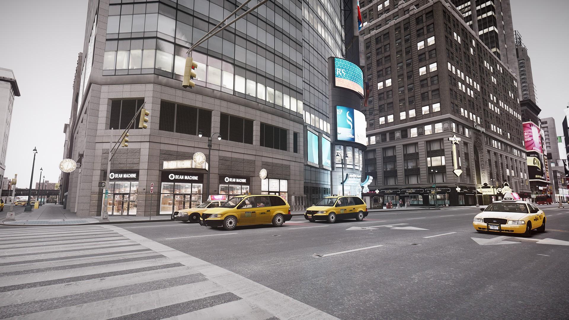 Fantastický pohled na GTA IV v 4K 88032