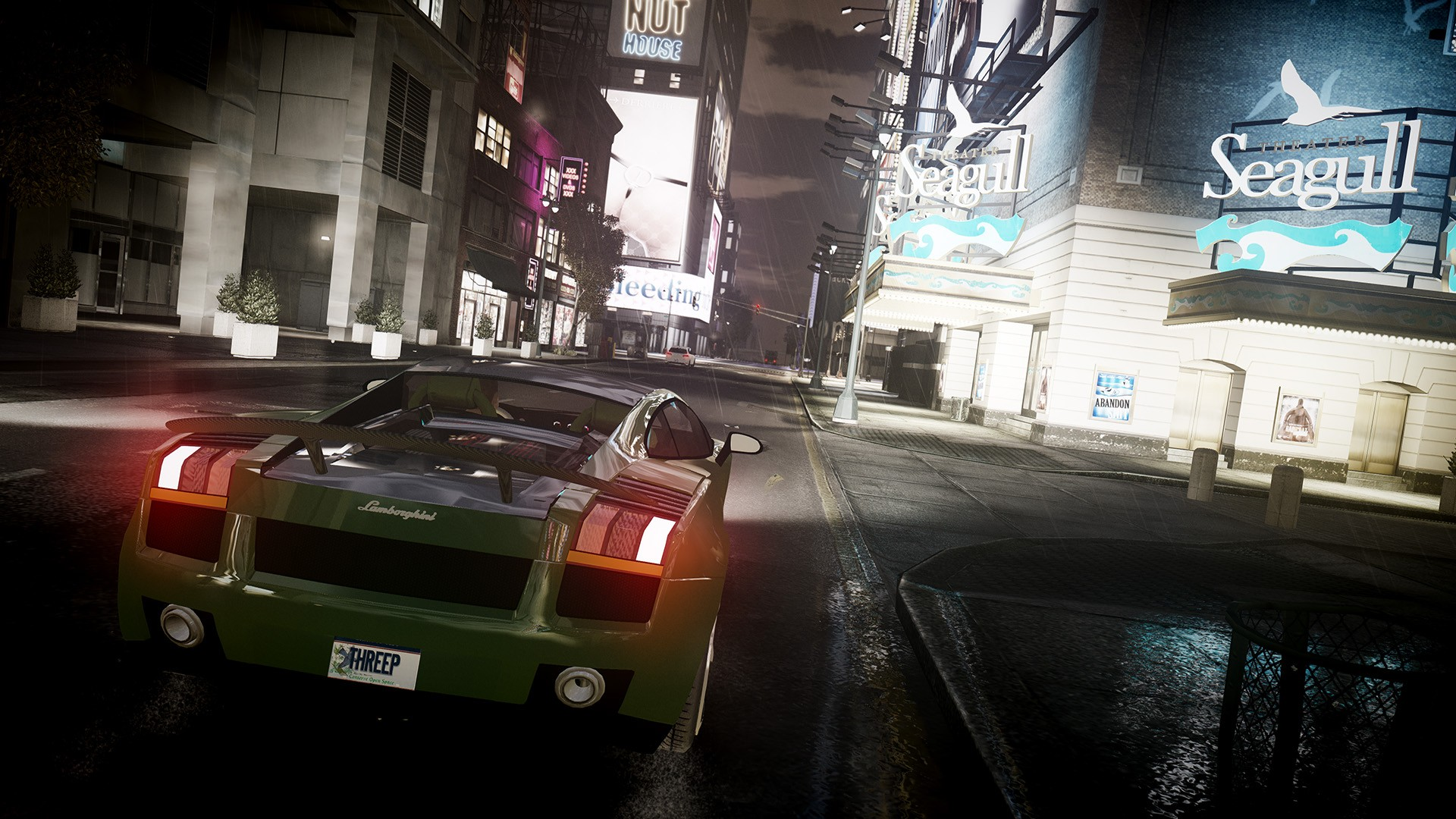 Fantastický pohled na GTA IV v 4K 88035