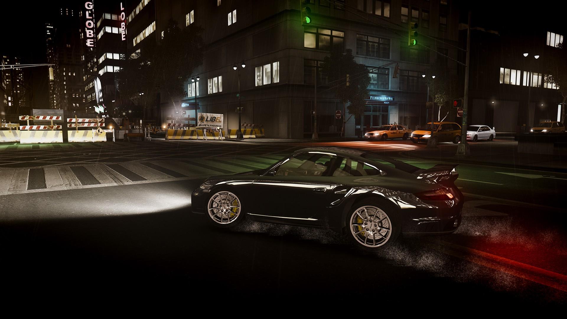 Fantastický pohled na GTA IV v 4K 88036