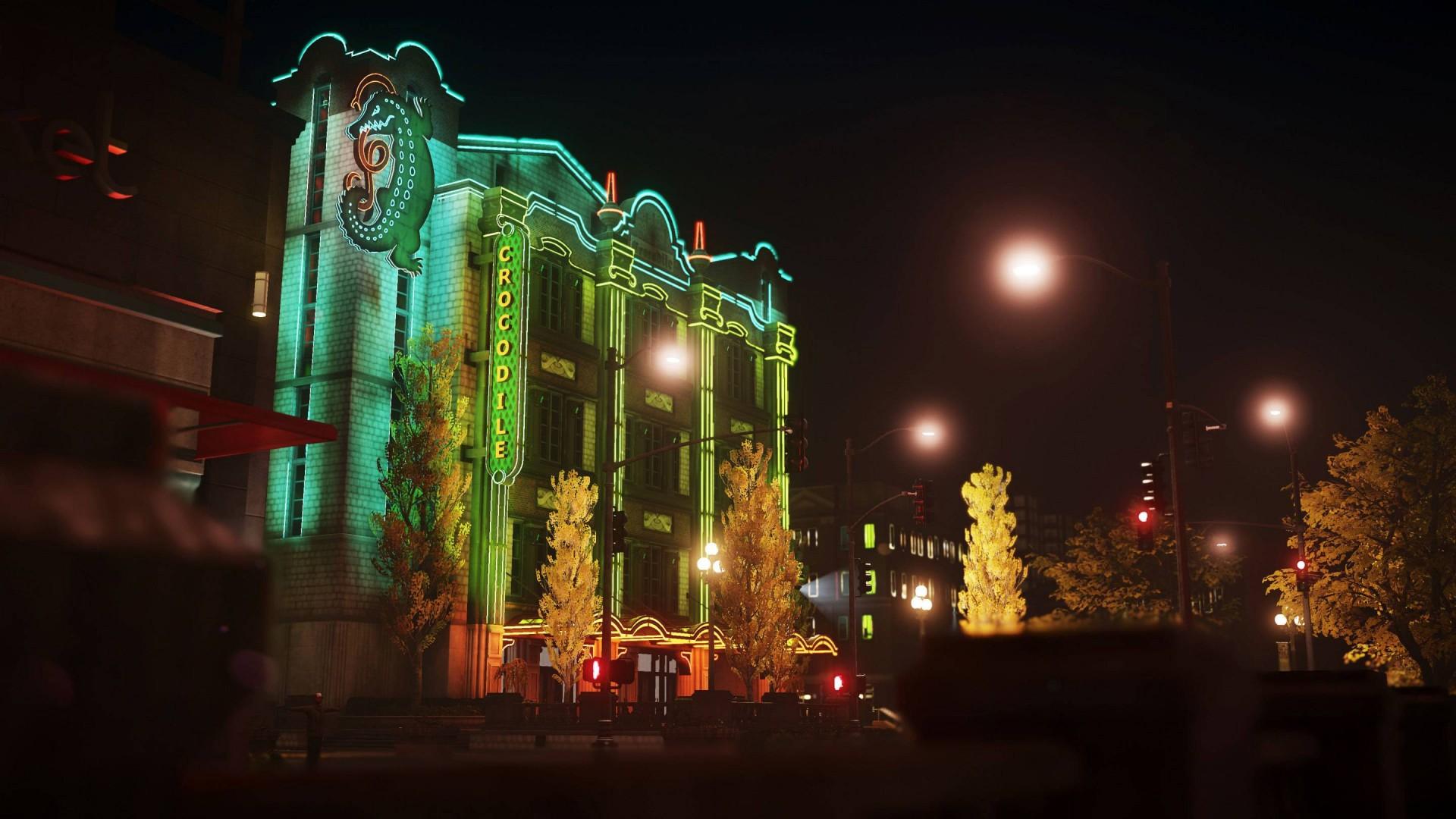 Osvětlený dům na obrázku z inFamous: Second Son 88048