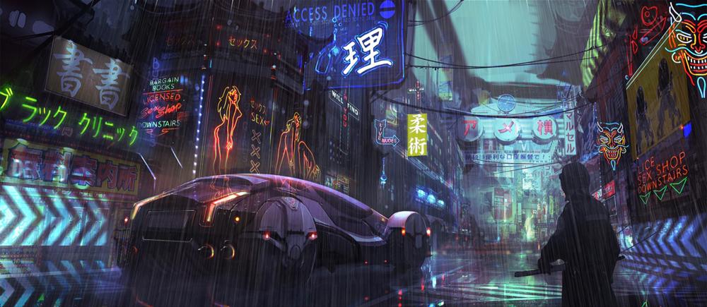 Na Kickstarteru se bude snažit uspět akční RPG Reborn připomínají Deus Ex 88054