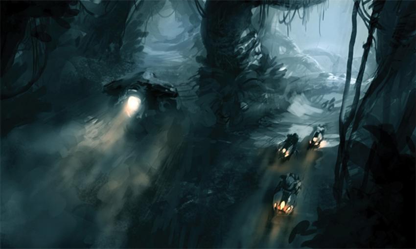 Na Kickstarteru se bude snažit uspět akční RPG Reborn připomínají Deus Ex 88055