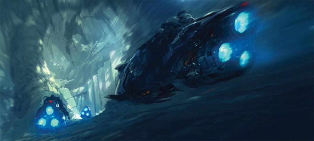 Na Kickstarteru se bude snažit uspět akční RPG Reborn připomínají Deus Ex 88056