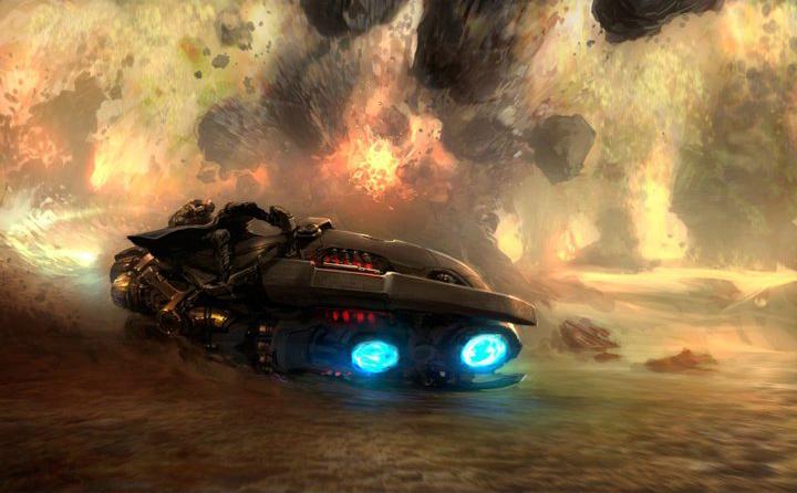 Na Kickstarteru se bude snažit uspět akční RPG Reborn připomínají Deus Ex 88057