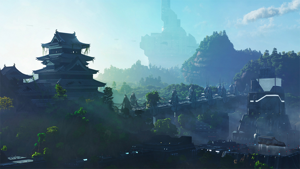 Na Kickstarteru se bude snažit uspět akční RPG Reborn připomínají Deus Ex 88060