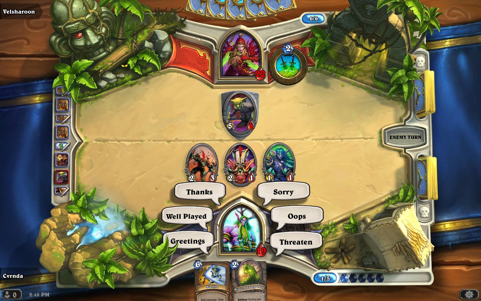 Hearthstone: Heroes of Warcraft - dvojí dojmy z bety 88081