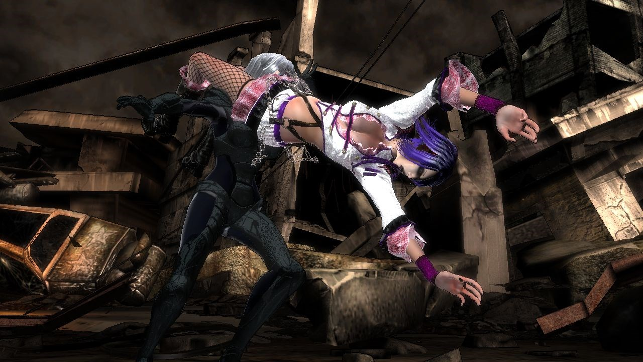 Představeny dvě nové postavy z Girl Fight 88085