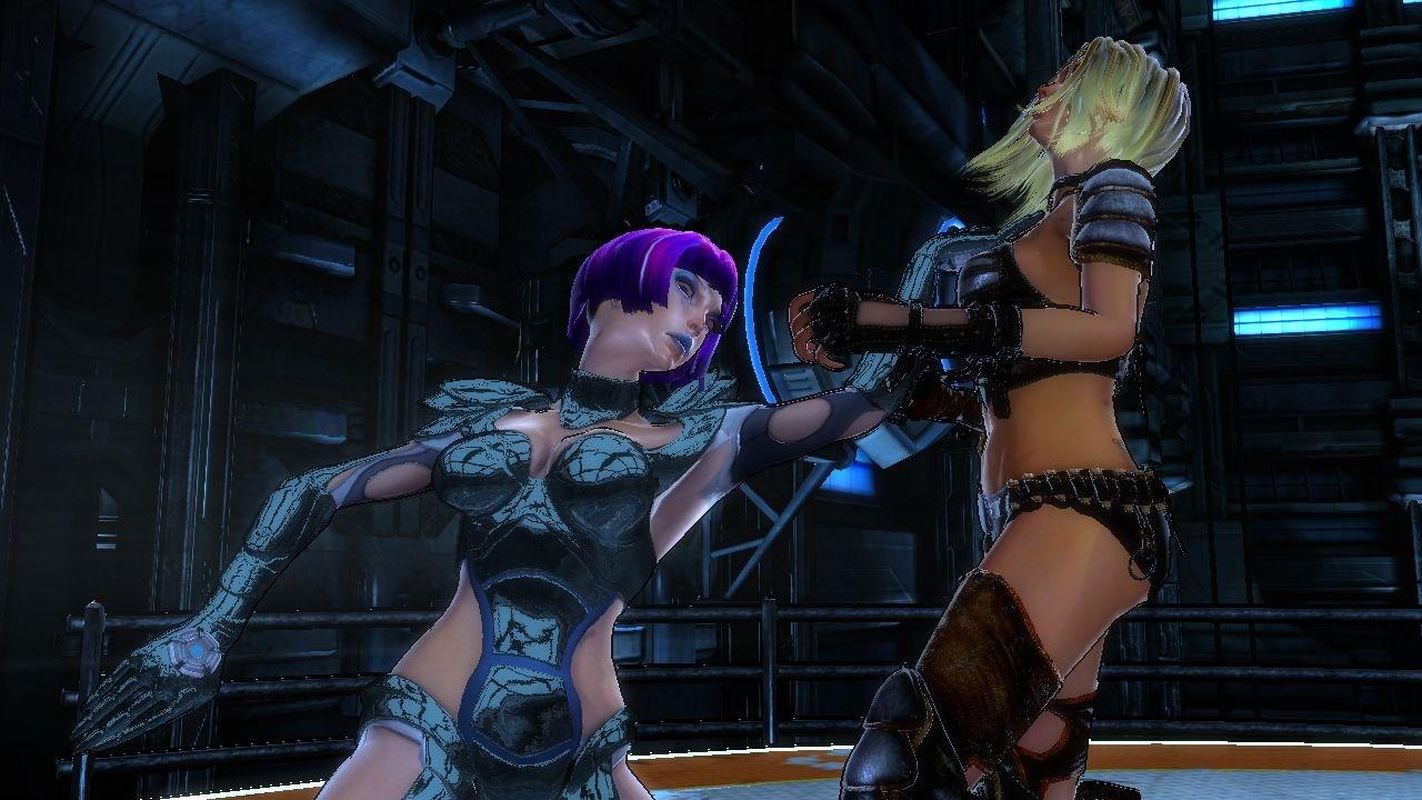 Představeny dvě nové postavy z Girl Fight 88087