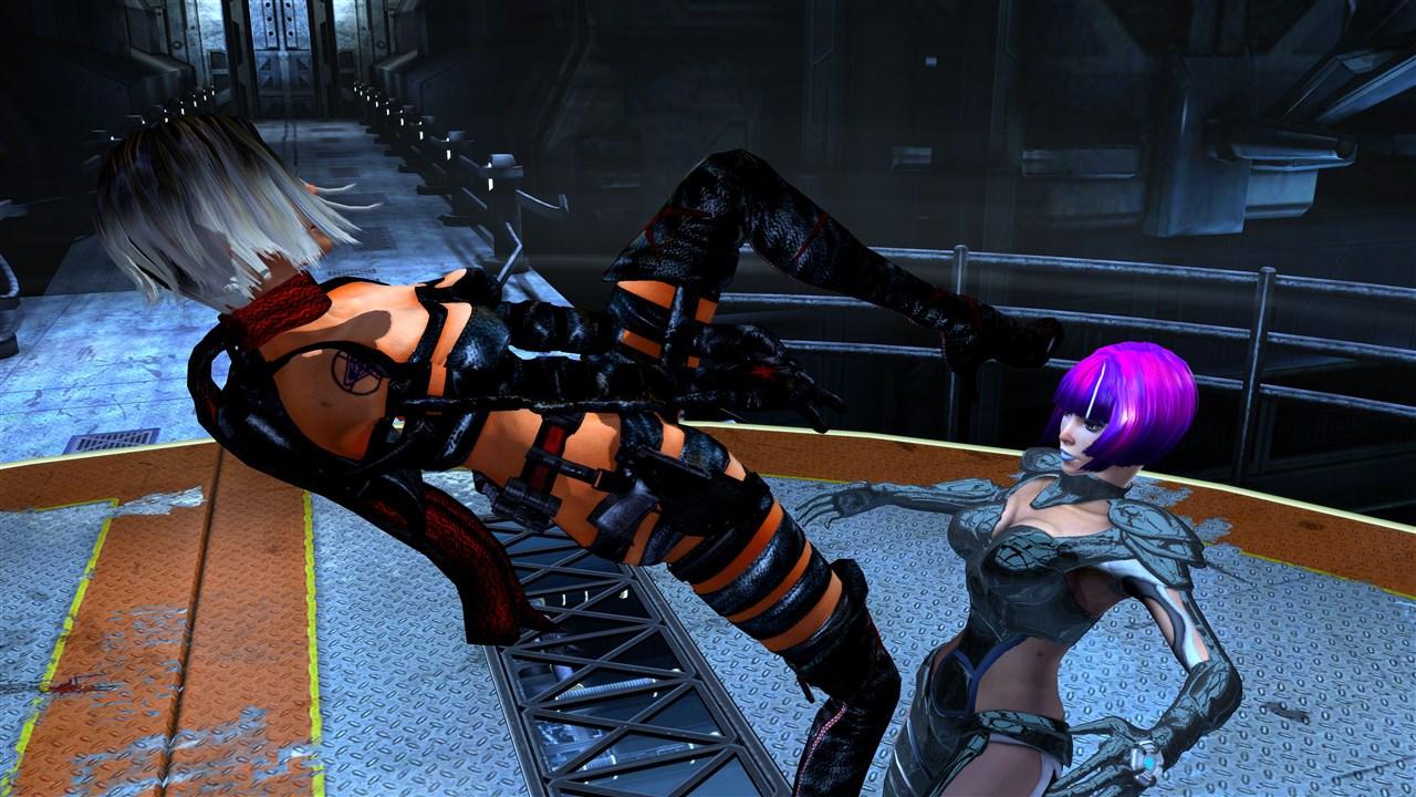 Představeny dvě nové postavy z Girl Fight 88091