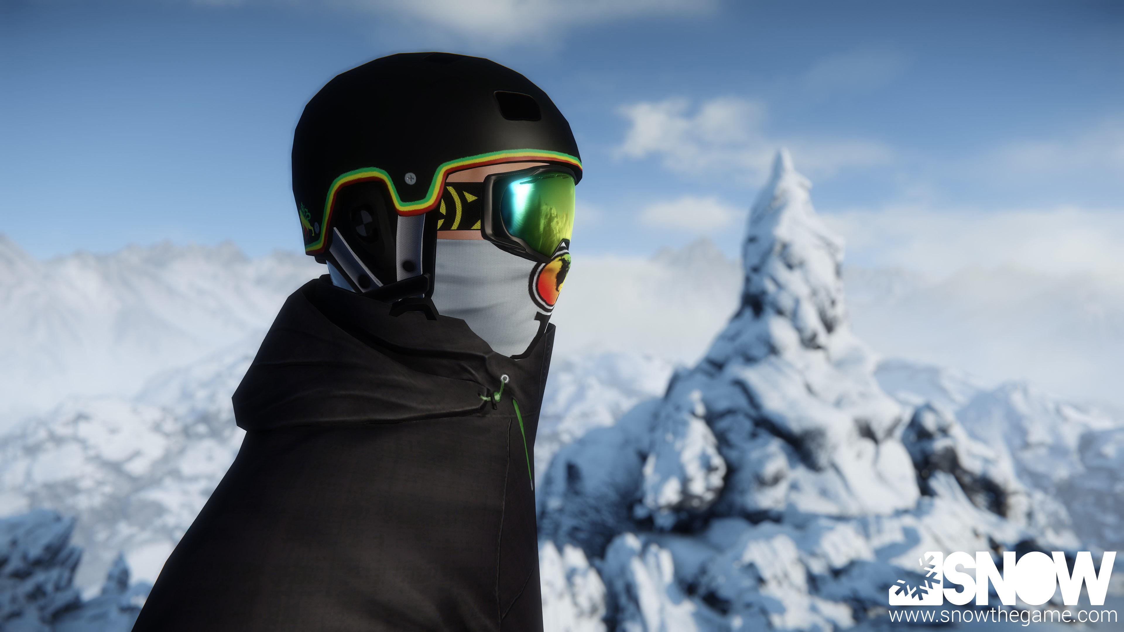 Nové obrázky z adrenalinového SNOW 88118