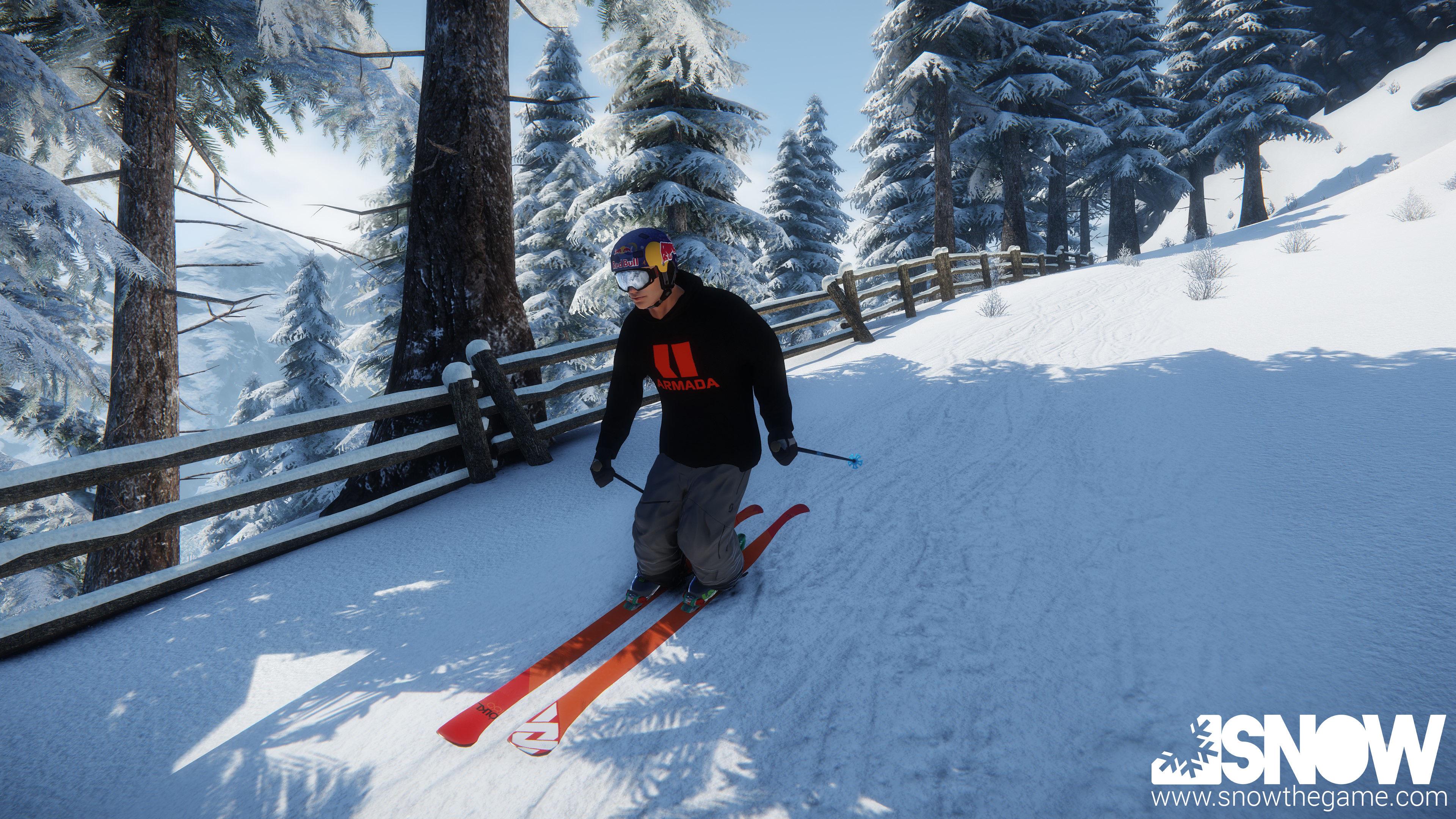 Nové obrázky z adrenalinového SNOW 88119