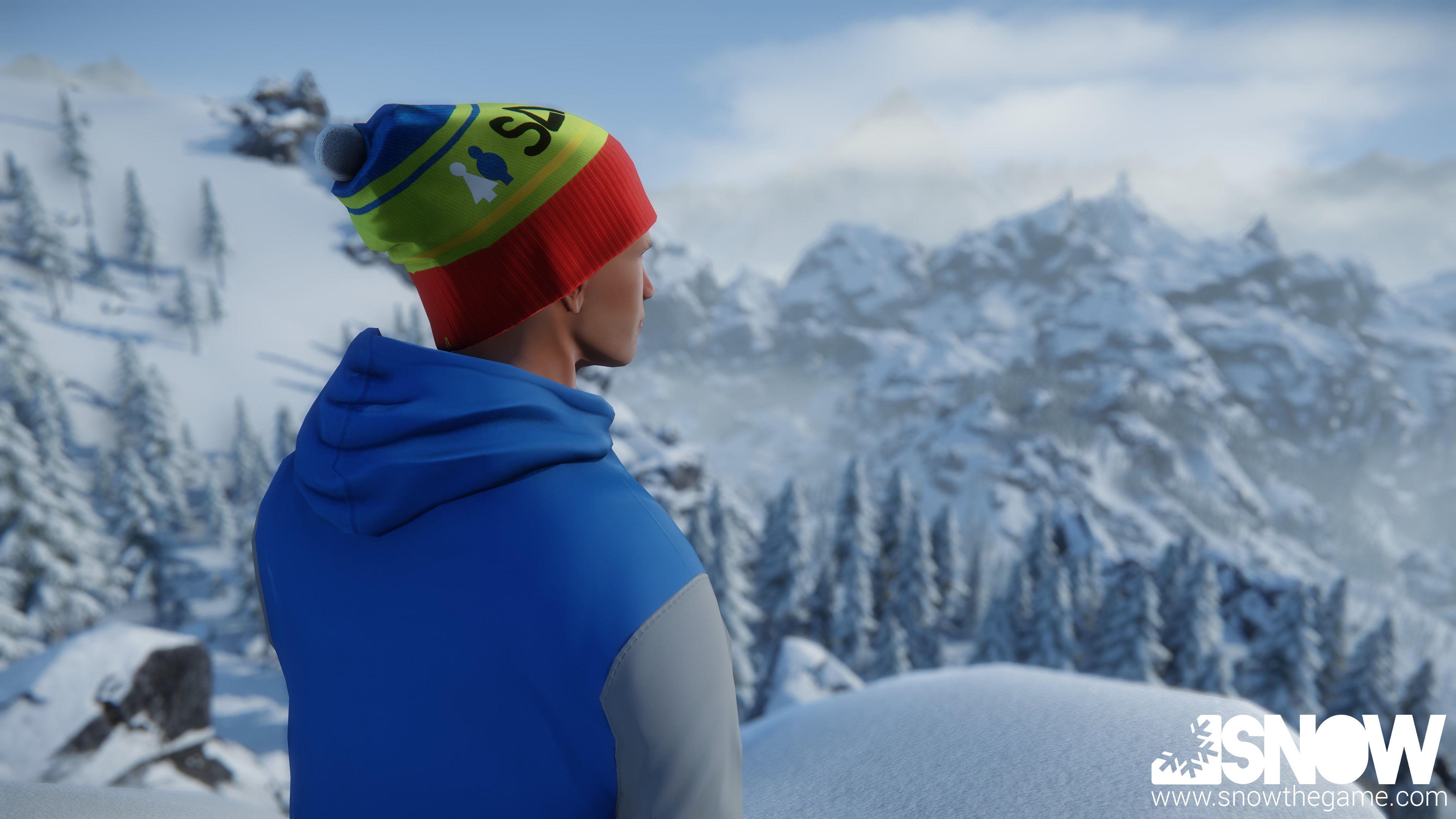 Nové obrázky z adrenalinového SNOW 88120