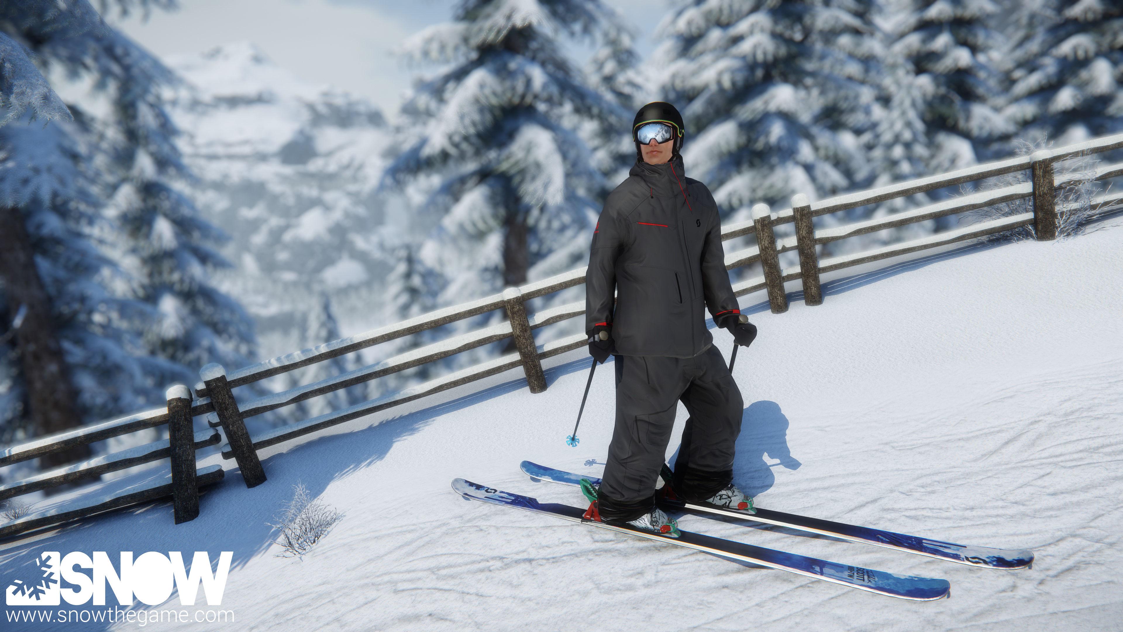 Nové obrázky z adrenalinového SNOW 88121