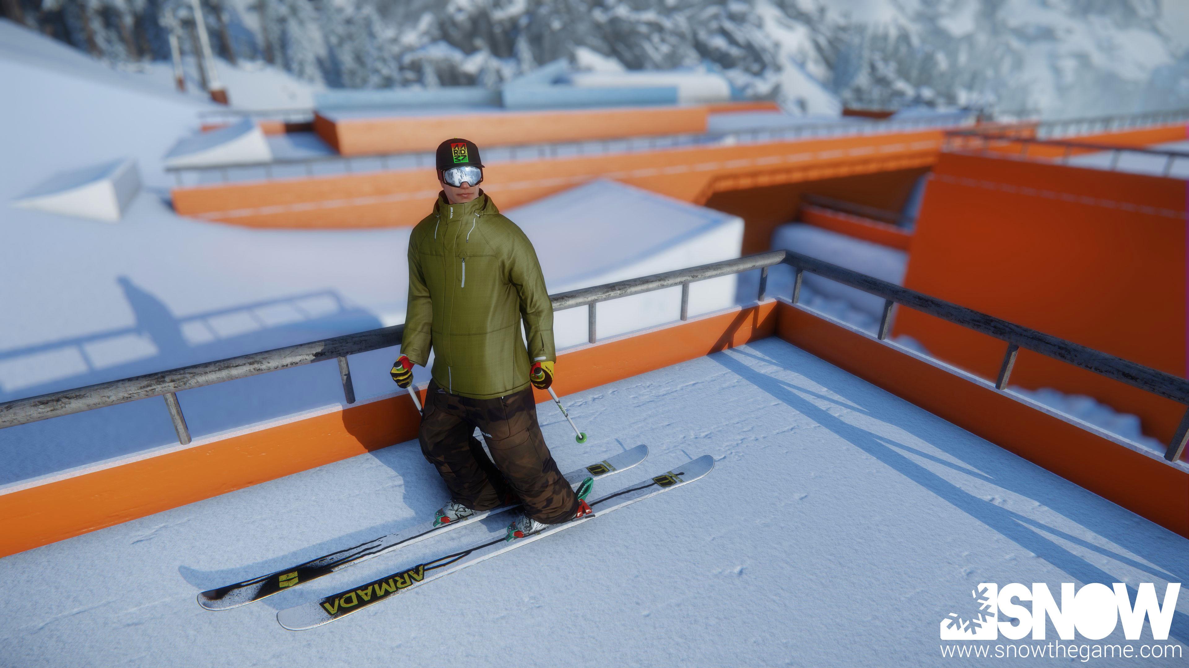 Nové obrázky z adrenalinového SNOW 88122