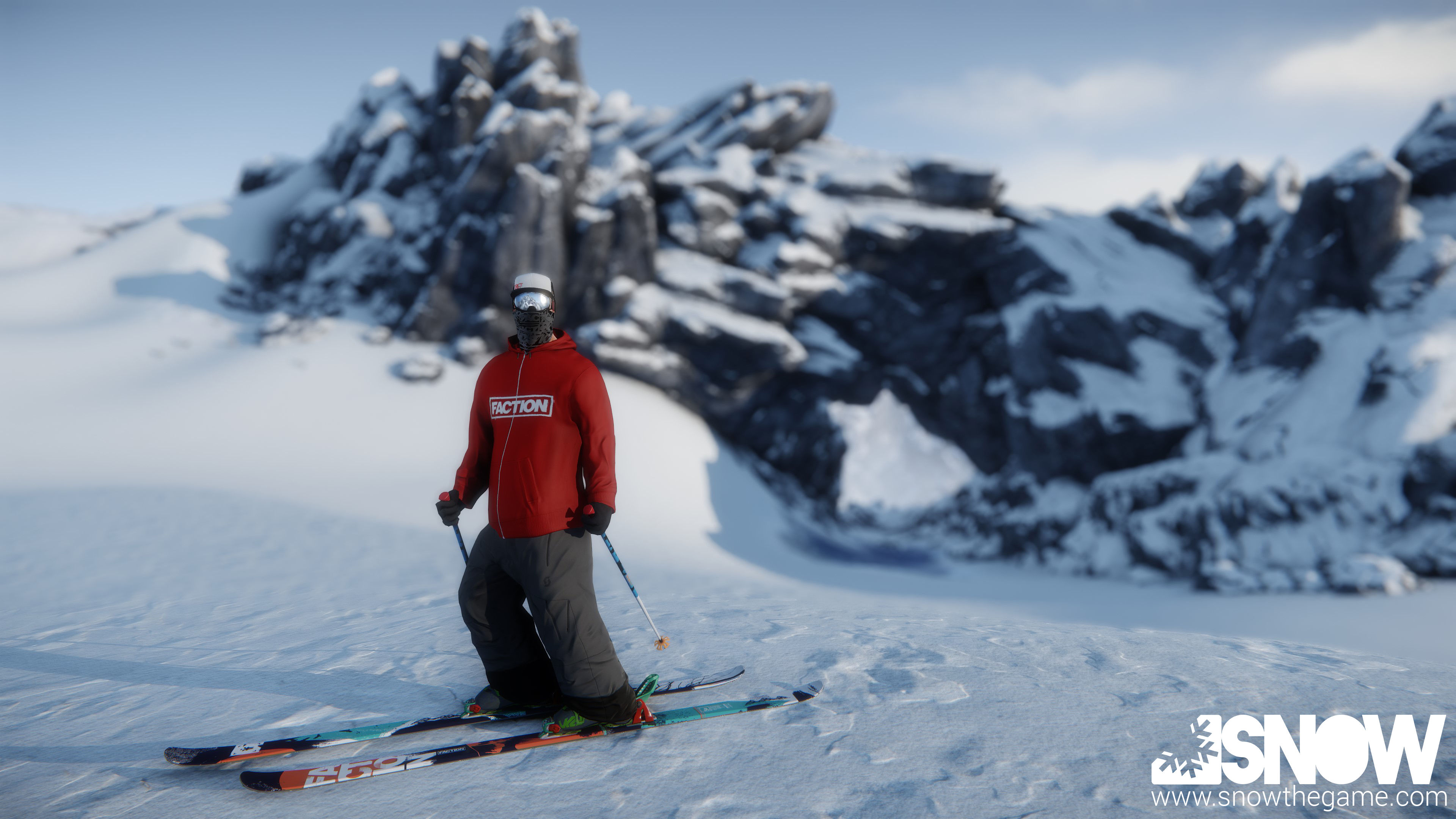 Nové obrázky z adrenalinového SNOW 88123
