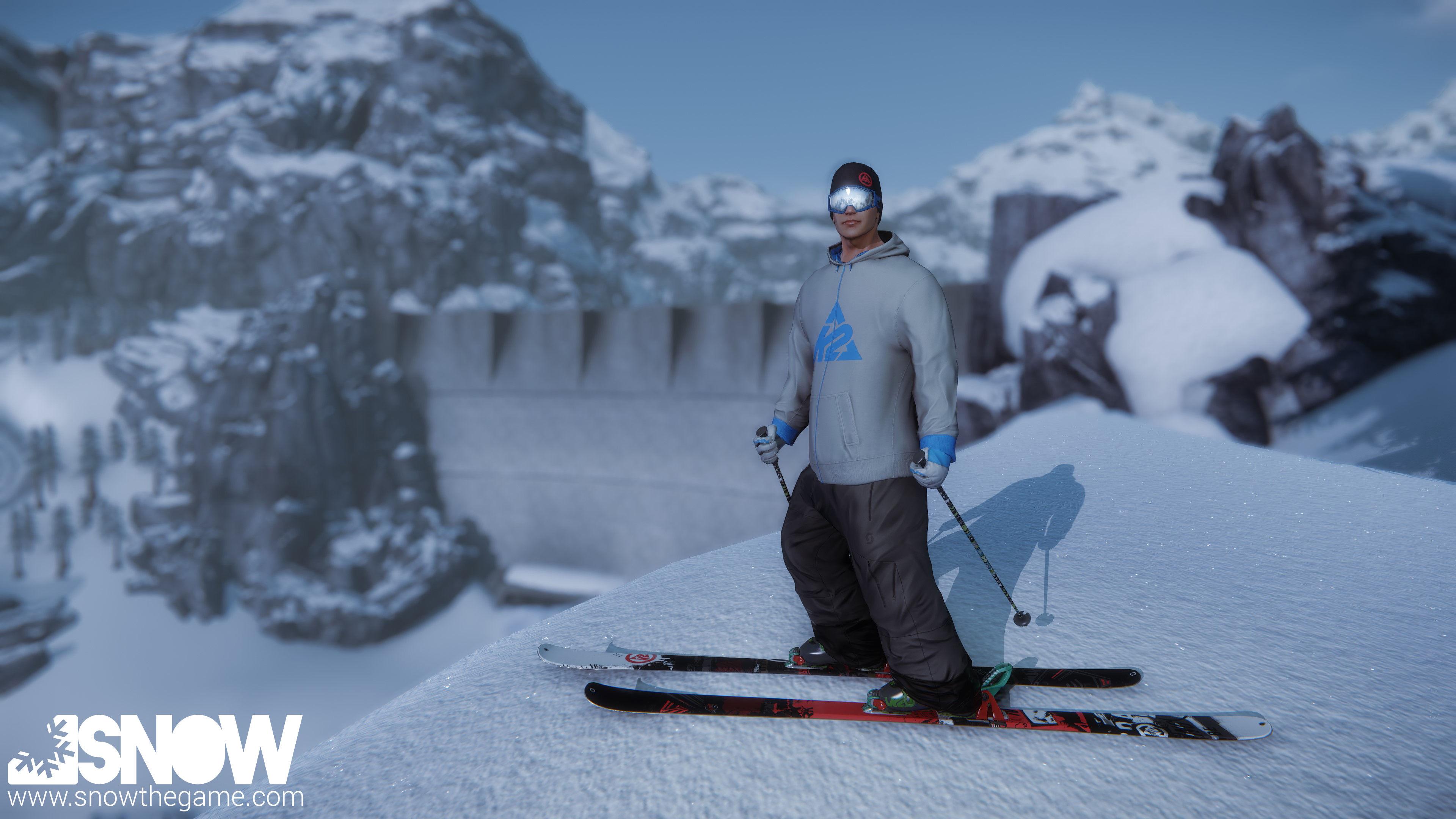 Nové obrázky z adrenalinového SNOW 88124