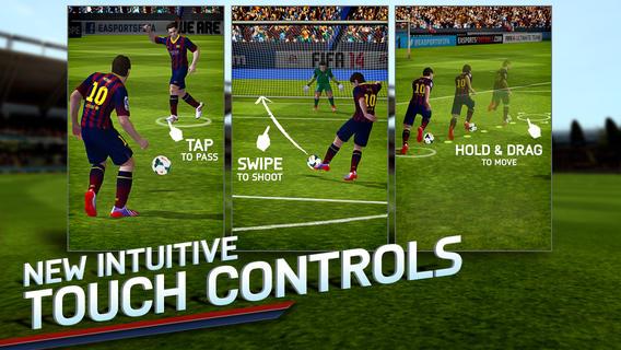 FIFA 14 zdarma pro iOS a Android 88130