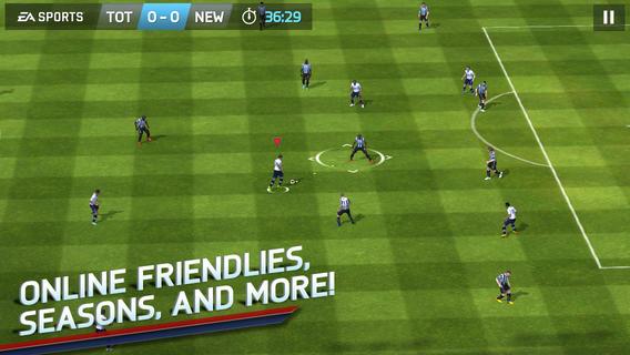 FIFA 14 zdarma pro iOS a Android 88132