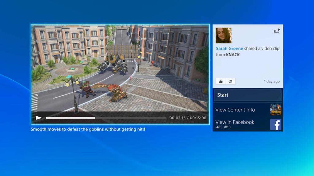 Obrazem: Uživatelské rozhraní PS4 88164