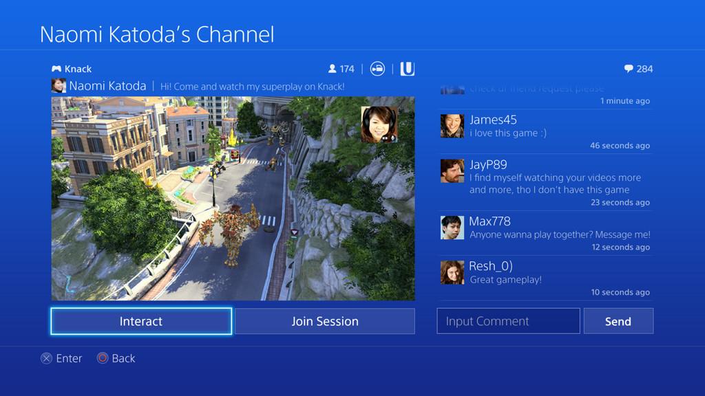 Obrazem: Uživatelské rozhraní PS4 88166