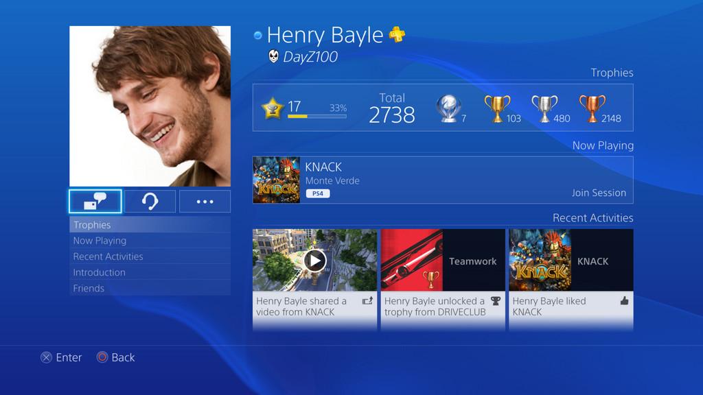Obrazem: Uživatelské rozhraní PS4 88168