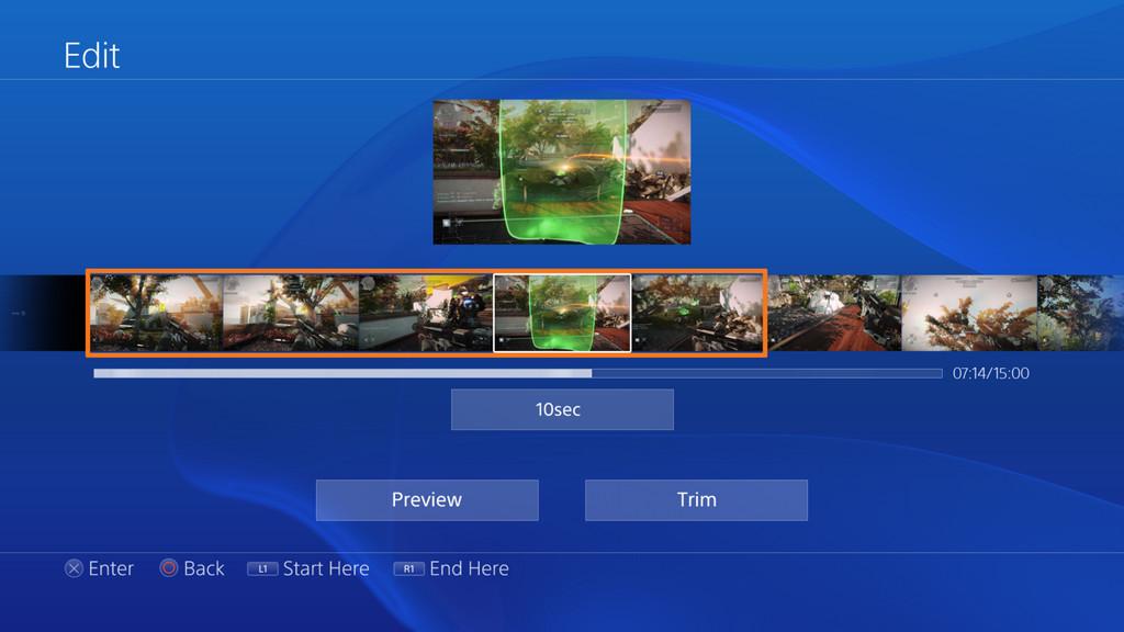 Obrazem: Uživatelské rozhraní PS4 88170