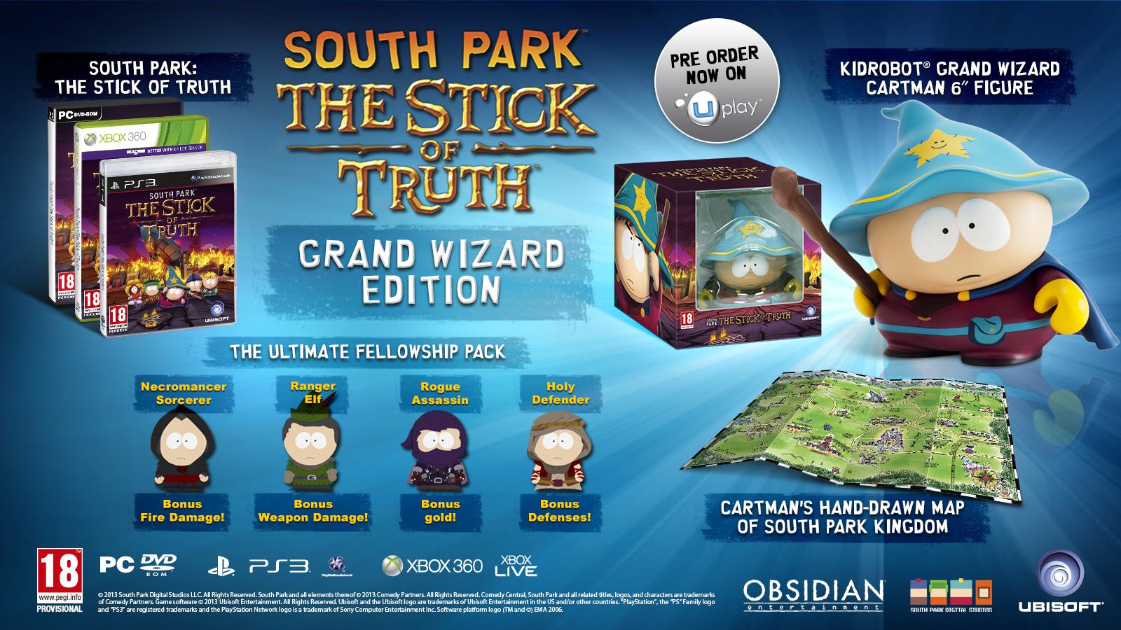 South Park: The Stick of Truth dorazí v prosinci 88182