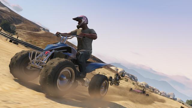 Rockstar detailně představil GTA Online 88191