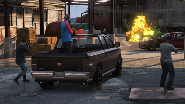 Rockstar detailně představil GTA Online 88192