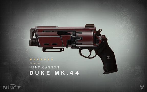 Artworky zbraní z Destiny 88201