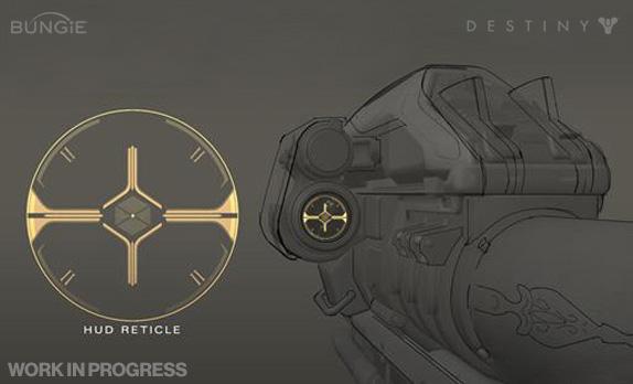 Artworky zbraní z Destiny 88204