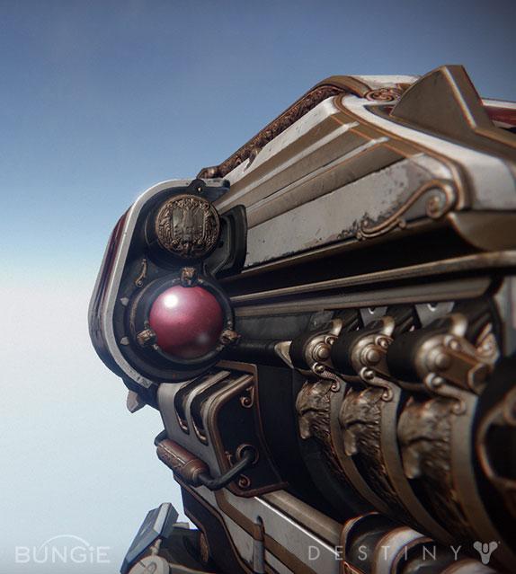 Artworky zbraní z Destiny 88206