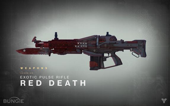 Artworky zbraní z Destiny 88210