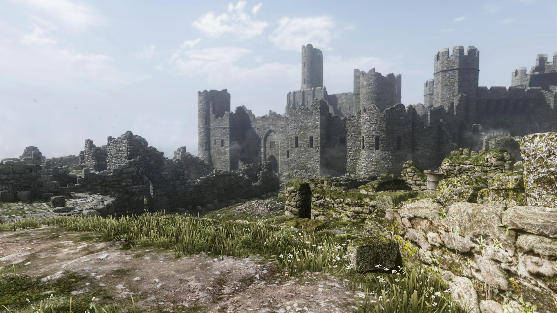 Call of Duty: Ghosts nabídne středověký hrad i vesmírnou stanici 88217
