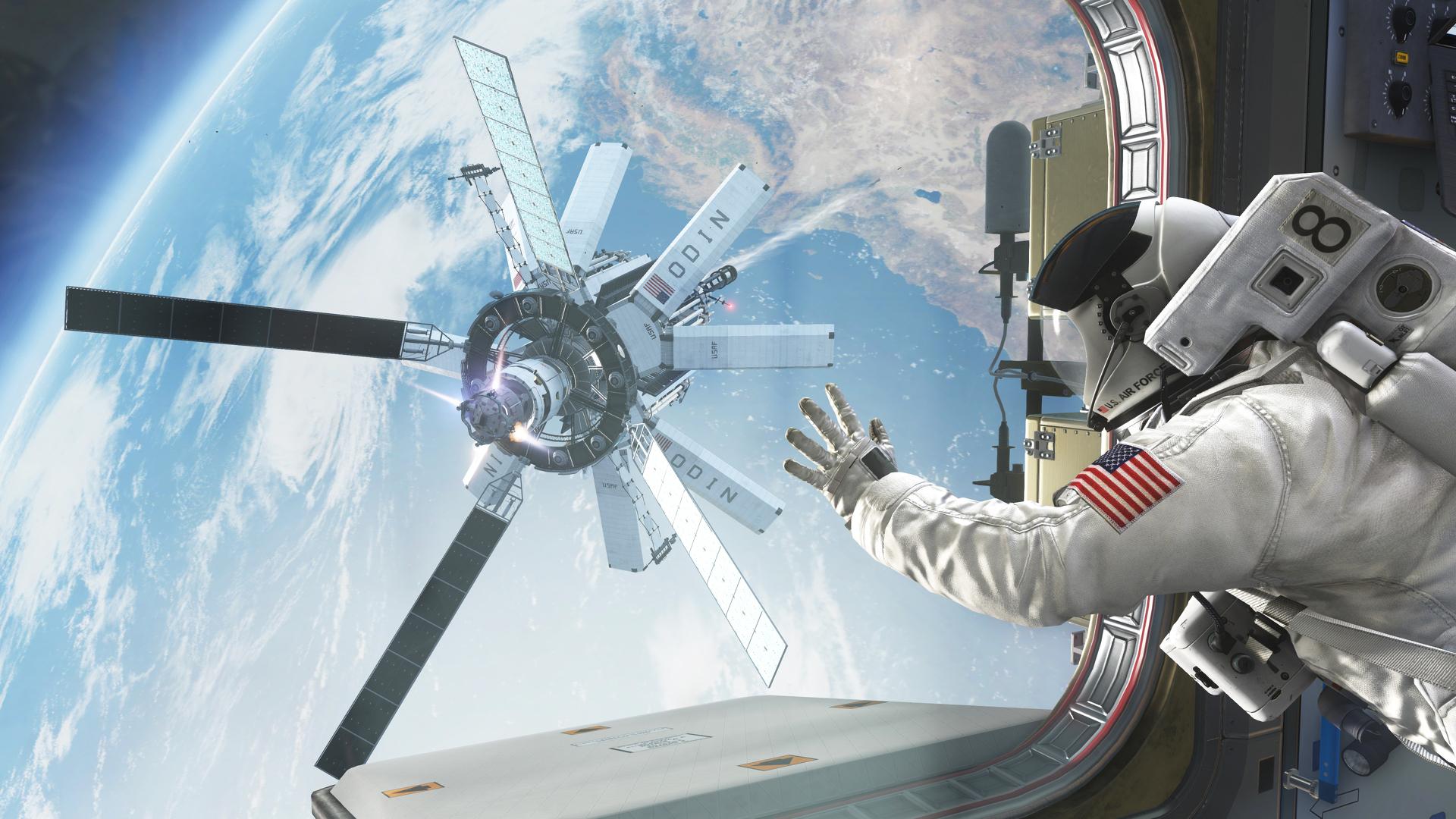 Call of Duty: Ghosts nabídne středověký hrad i vesmírnou stanici 88221