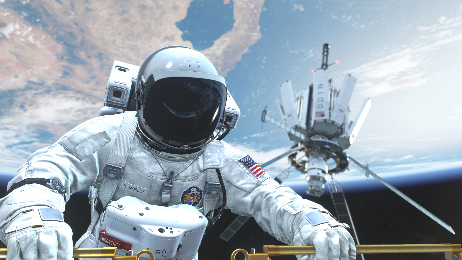 Call of Duty: Ghosts nabídne středověký hrad i vesmírnou stanici 88222