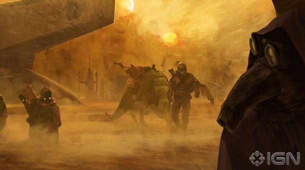 Střípky informací o příběhu Star Wars 1313 88224