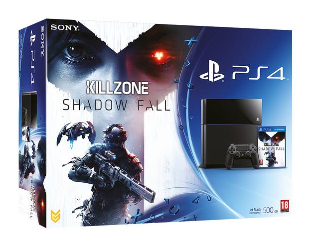 Dva Killzone bundly konzole PS4 88262