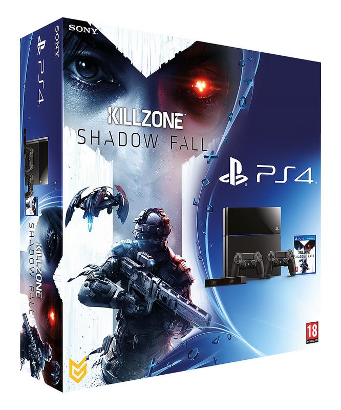 Dva Killzone bundly konzole PS4 88263