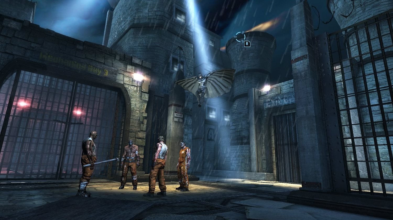 Screenshoty z Batman: Arkham Origins Blackgate 88291