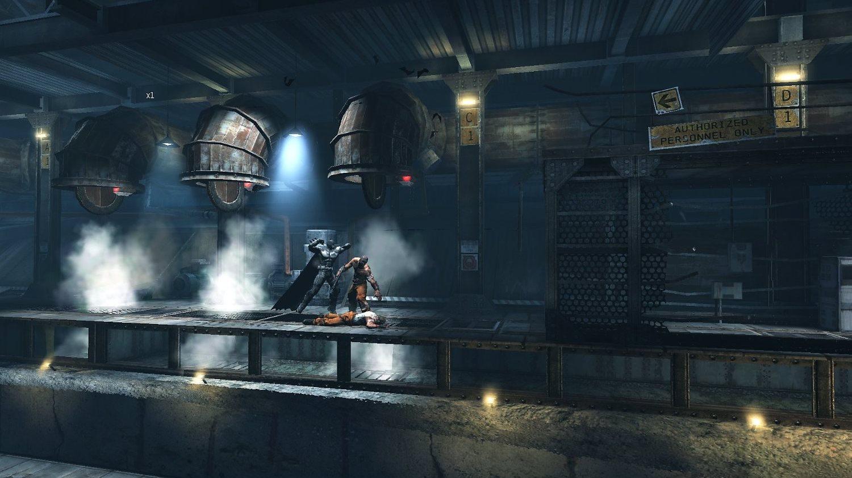 Screenshoty z Batman: Arkham Origins Blackgate 88292