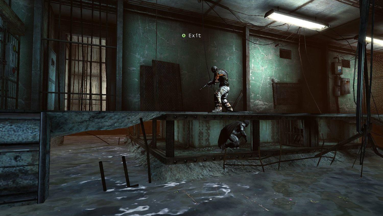 Screenshoty z Batman: Arkham Origins Blackgate 88293