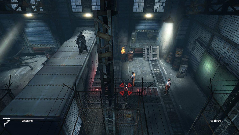 Screenshoty z Batman: Arkham Origins Blackgate 88294