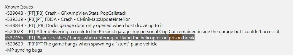 V GTA Online nejspíš bude možné utíkat z vězení 88345